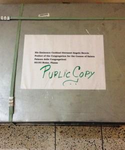 Box with Public Copy